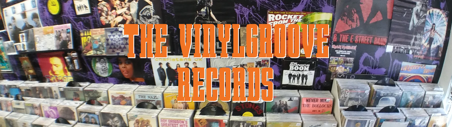 Bedford Is A Groovy Town The Vinyl Groove Record Store